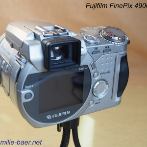 FinePix 4900 Zoom